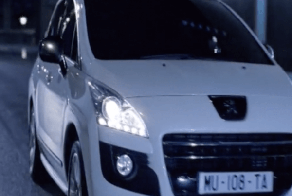 POST PRODUCTION VIDEO PEUGEOT 3008