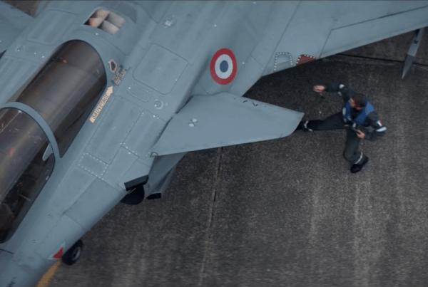 Etalonnage Armée de L'air