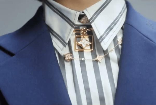 post production Louis Vuitton